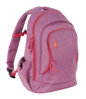 Lässig Big Backpack About Friends mélange pink