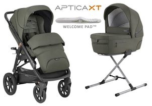Inglesina Aptica XT Duo 2020 Sequoia Green