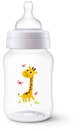 Philips AVENT Lahev Anti-colic 260ml žirafa