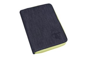 Lässig Green Label Document pouch demin blue