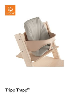 STOKKE® Tripp Trapp® Baby Cushion Organic cotton