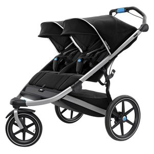 THULE Urban Glide2 Double, Jet Black
