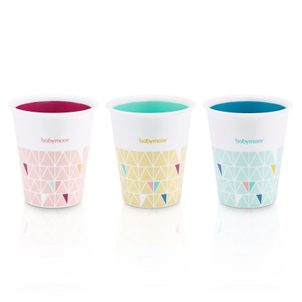 Babymoov Multicolor Cups 3ks