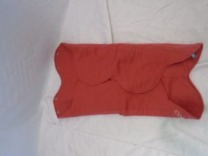 Bazar WallaBoo Baby Wrap Fleur (Poppy Red)