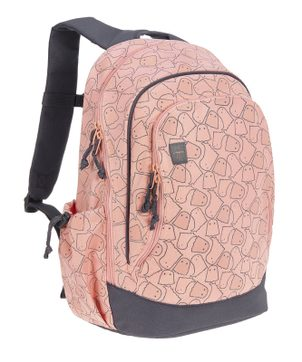Lässig 4kids Big Backpack Spooky peach