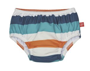 Lässig Swim Diaper Boys multistripe 06 mo.