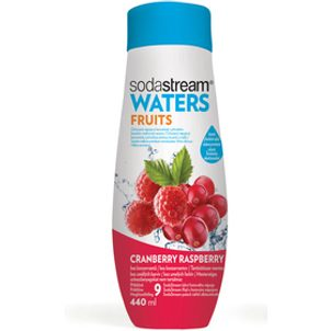 Sodastream Příchuť FRUITS Brusinka-Malina 440ml SOD