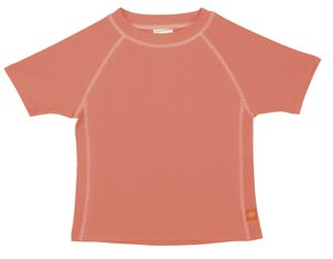 Lässig Rashguard Short Sleeve Girls peach 12 mo.