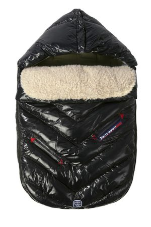 7 A.M. enfant Footmuff Polar Igloo - Fusak