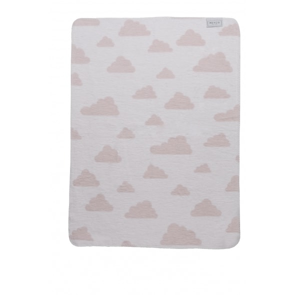 MEYCO DEKA 75X100 CM LITTLE CLOUDS PINK