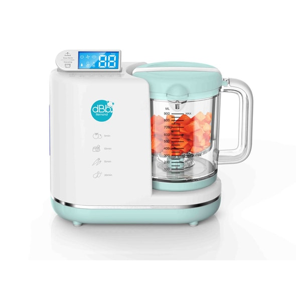DBB BABY MULTI CHEF 6V1 ICE BLUE