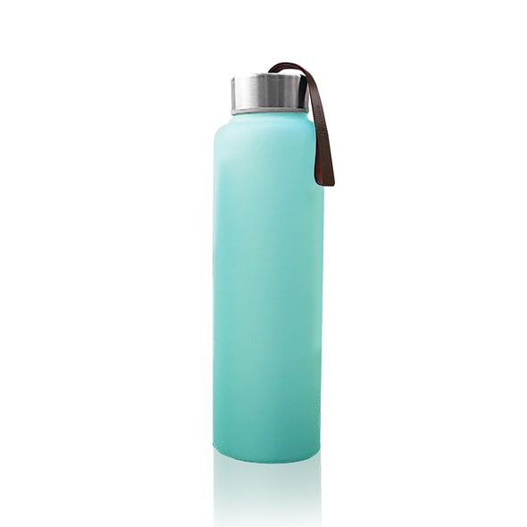 EVERYDAY BABY LÁHEV SKLO,NA VODU,400ML,MINT GREEN