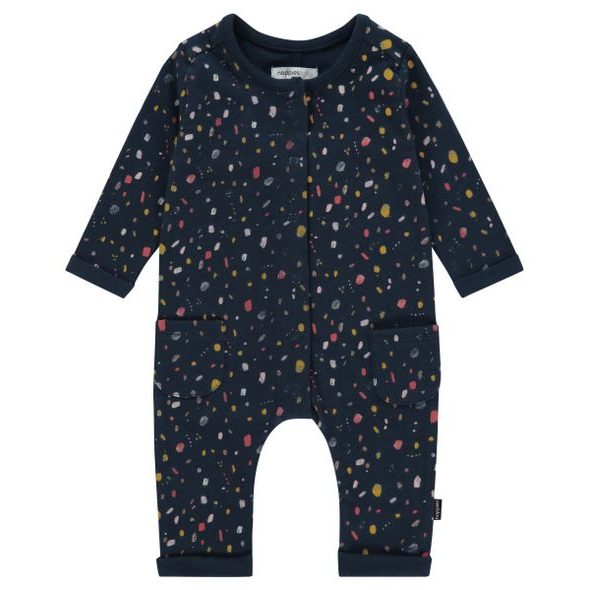 NOPPIES PLAYSUIT CHILUM DARK SAPPHIRE