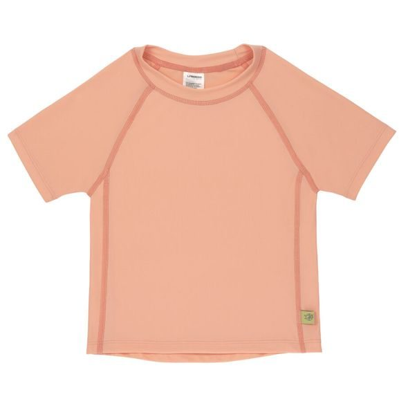 LÄSSIG SPLASH SHORT SLEEVE RASHGUARD LIGHT PEACH 18 MO.