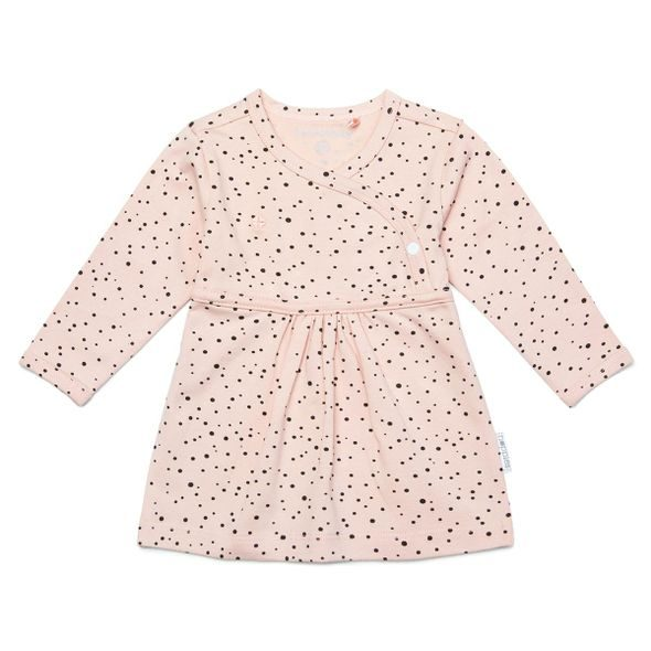 NOPPIES DRESS LIZ PEACH PINK