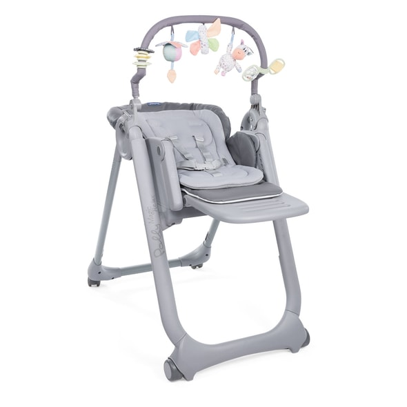 CHICCO POLLY MAGIC RELAX GRAPHITE