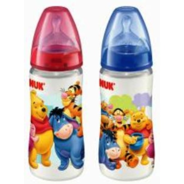 NUK FIRST CHOICE LAHEV LICENČNÍ MOTIV 300 ML,SI, VEL.1