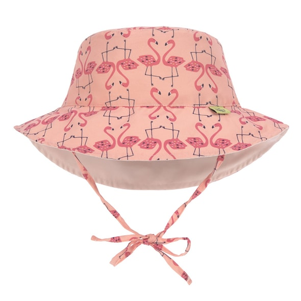 LÄSSIG SPLASH SUN BUCKET HAT FLAMINGO 18-36 MO.