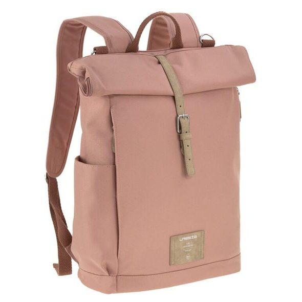LÄSSIG GREEN LABEL ROLLTOP BACKPACK CINNAMON