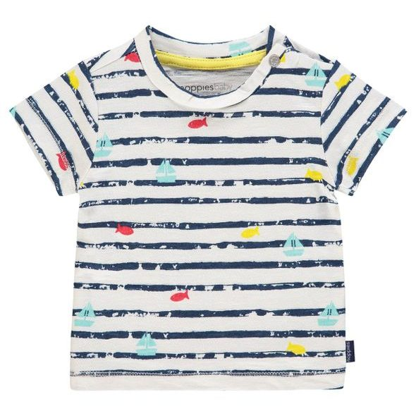 NOPPIES T-SHIRT RICHARDSON PATRIOT BLUE