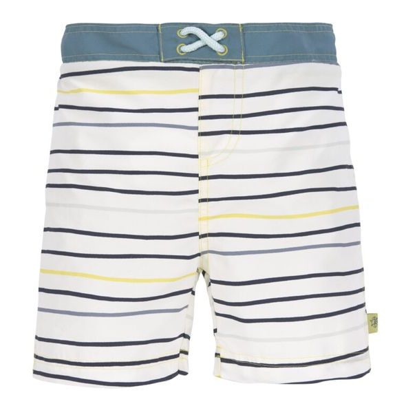LÄSSIG SPLASH BOARD SHORTS BOYS LITTLE SAILOR NAVY 18 MO.