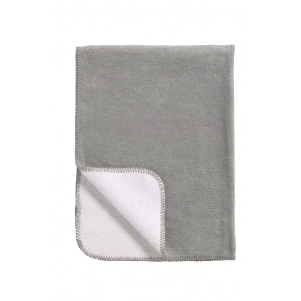 MEYCO DEKA 100X150 CM DOUBLE GREY – WHITE