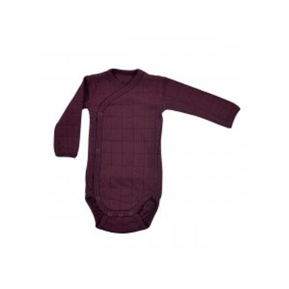 LODGER ROMPER SOLID LONG SLEEVES NOCTURE VEL. 62