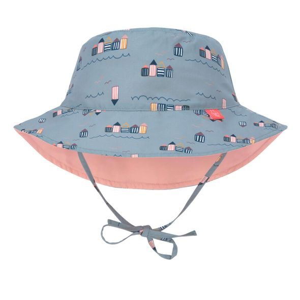 LÄSSIG SPLASH SUN BUCKET HAT BEACH HOUSE 18-36 MO.