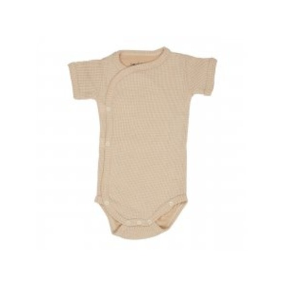 LODGER ROMPER SHORT SLEEVES CIUMBELLE IVORY VEL. 56