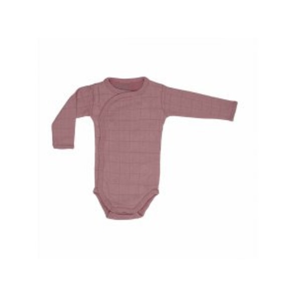 LODGER ROMPER SOLID LONG SLEEVES PLUSH VEL. 56