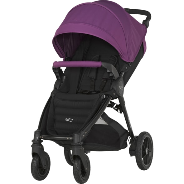 BRITAX B-MOTION 4 PLUS S BAREVNÝM POTAHEM