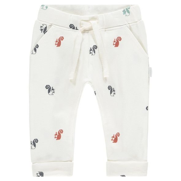 NOPPIES SWEATPANTS ABU WHISPER WHITE