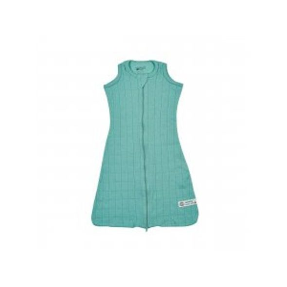 LODGER HOPPER SLEEVELESS SOLID DUSTY TURQUOISE 68/80