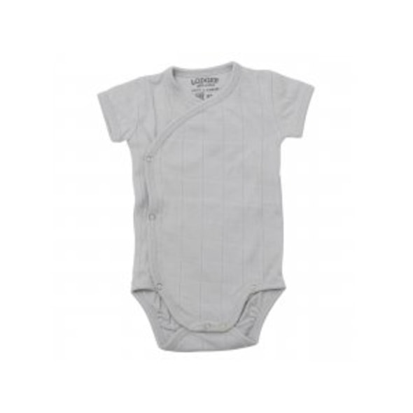 LODGER ROMPER FOLD OVER SOLID MIST VEL. 68