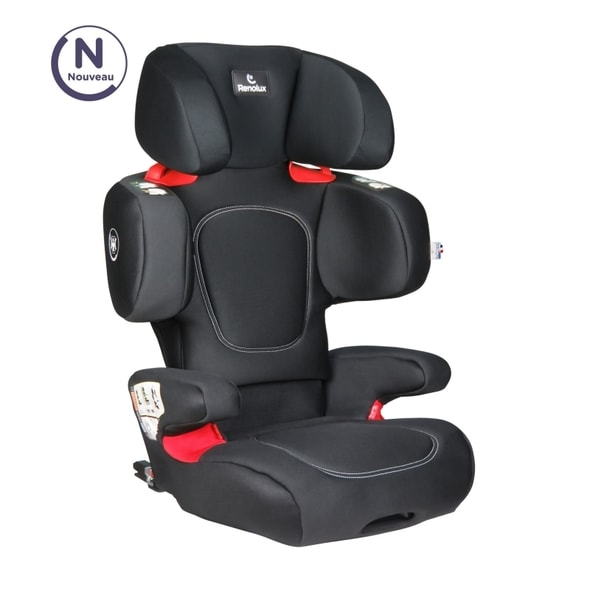 RENOLUX RENOFIX ISOFIX 2018 TOTAL BLACK