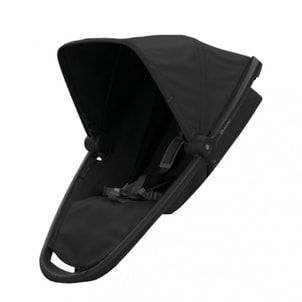 Quinny Zapp Xpress seat All black