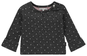 Noppies Longsleeve Chantilly Charcoal Melange
