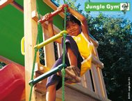 Hřiště Jungle Gym Paradise 7