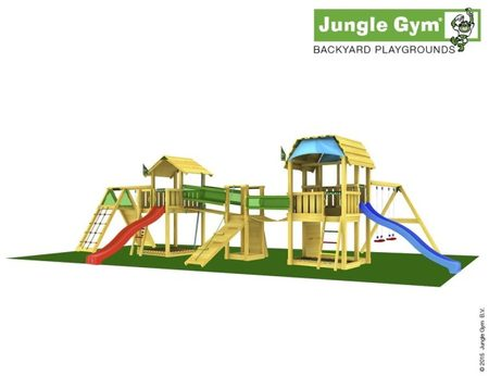 Hřiště Jungle Gym Paradise 8