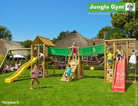 Hřiště Jungle Gym Paradise 3