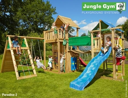 Hřiště Jungle Gym Paradise 2