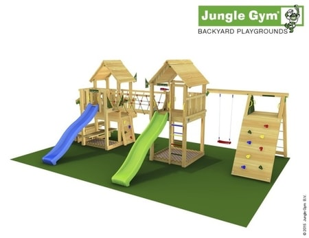 Hřiště Jungle Gym Paradise 9