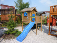 Jungle Playhouse domek a Terasa L