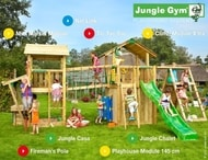 Hřiště Jungle Gym Paradise 4