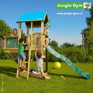 Jungle Castle a Balkony Module