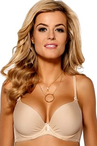 Push-up podprsenka Lili beige