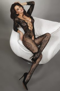 Bodystocking Zita black
