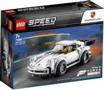 SPEED 75895 Champions 1974 Porsche 911 Turbo 3.0