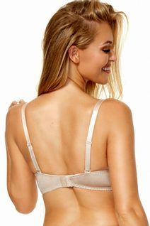 Push-up podprsenka 644 Emma beige