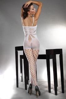 Bodystocking Artemida white